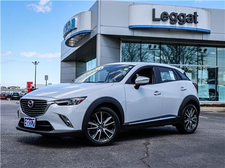 2017 Mazda CX-3 GT (Stk: 2514) in Burlington - Image 1 of 28