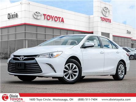 2017 Toyota Camry LE (Stk: D202315A) in Mississauga - Image 1 of 27