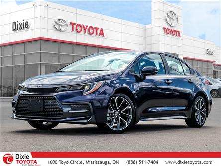 2020 Toyota Corolla  (Stk: D210968A) in Mississauga - Image 1 of 30