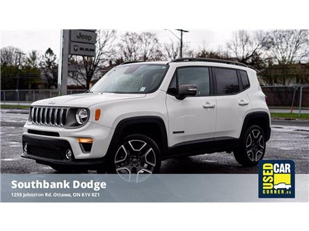 2019 Jeep Renegade Limited (Stk: 922865) in Ottawa - Image 1 of 28