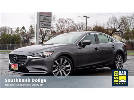 2018 Mazda MAZDA6 Signature (Stk: 922897) in Ottawa - Image 1 of 26