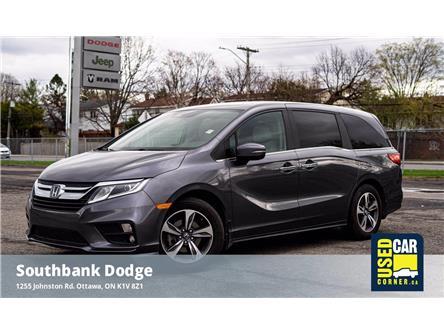 2019 Honda Odyssey EX (Stk: 922922) in Ottawa - Image 1 of 26
