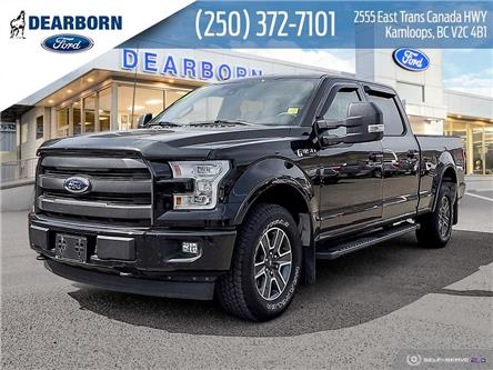 2017 Ford F-150 Lariat (Stk: PM063) in Kamloops - Image 1 of 26