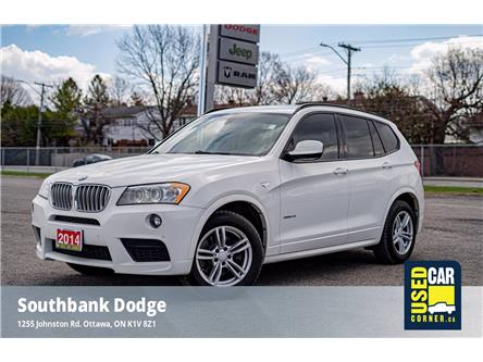 2014 BMW X3 xDrive28i (Stk: 2102271) in Ottawa - Image 1 of 27