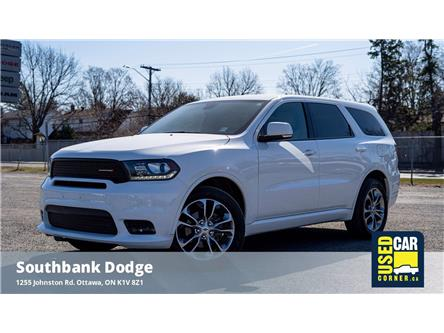 2019 Dodge Durango GT (Stk: 922931) in Ottawa - Image 1 of 25