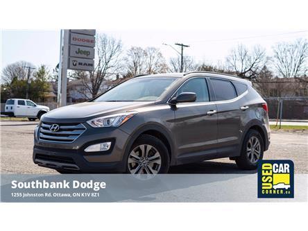 2014 Hyundai Santa Fe Sport 2.4 Premium (Stk: D000561) in Ottawa - Image 1 of 24