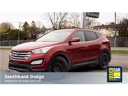 2016 Hyundai Santa Fe Sport 2.0T Limited Adventure Edition (Stk: 2104091) in Ottawa - Image 1 of 21
