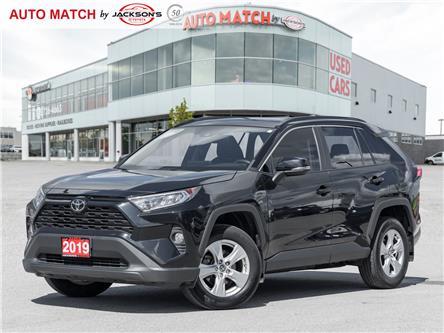 2019 Toyota RAV4 XLE (Stk: U2318A) in Barrie - Image 1 of 20