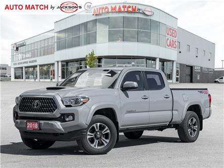 2018 Toyota Tacoma SR5 (Stk: U0525A) in Barrie - Image 1 of 22