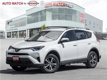 2018 Toyota RAV4 LE (Stk: U7324C) in Barrie - Image 1 of 19