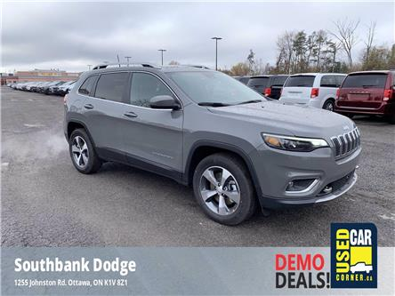 2021 Jeep Cherokee Limited (Stk: 210019) in OTTAWA - Image 1 of 20