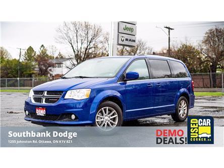 2020 Dodge Grand Caravan Premium Plus (Stk: 200382) in OTTAWA - Image 1 of 25
