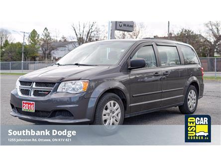 2016 Dodge Grand Caravan SE/SXT (Stk: 2002681) in OTTAWA - Image 1 of 21