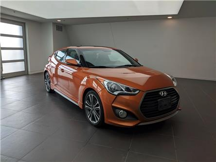 2016 Hyundai Veloster Turbo (Stk: B10174) in Oakville - Image 1 of 22