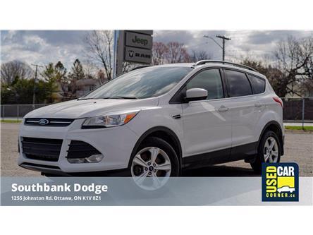 2015 Ford Escape SE (Stk: 923017) in OTTAWA - Image 1 of 25