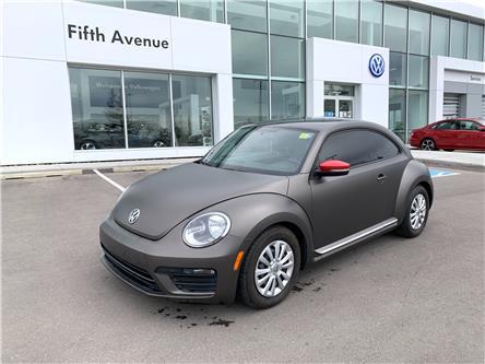 2017 Volkswagen Beetle 1.8 TSI Trendline (Stk: 3664) in Calgary - Image 1 of 16