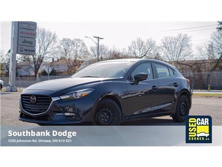 2018 Mazda Mazda3 Sport GT (Stk: 9230211) in OTTAWA - Image 1 of 28