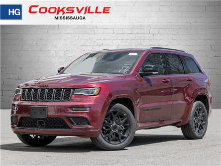 2021 Jeep Grand Cherokee Limited (Stk: MC702631) in Mississauga - Image 1 of 22