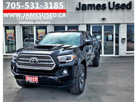 2017 Toyota Tacoma SR5 (Stk: P02941) in Timmins - Image 1 of 14