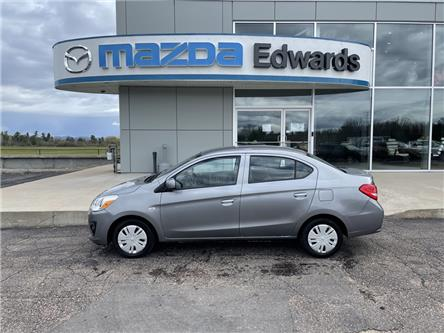 2018 Mitsubishi Mirage G4 ES (Stk: 22657) in Pembroke - Image 1 of 17