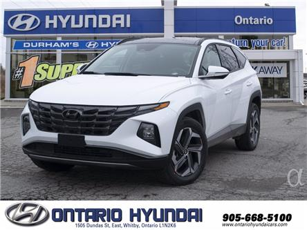 2022 Hyundai Tucson Hybrid Luxury (Stk: 13-012092) in Whitby - Image 1 of 20