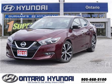 2018 Nissan Maxima SL (Stk: 79677L) in Whitby - Image 1 of 20