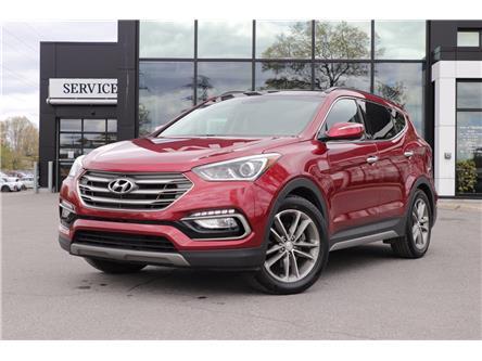 2017 Hyundai Santa Fe Sport 2.0T Limited (Stk: 4026A) in Ottawa - Image 1 of 24