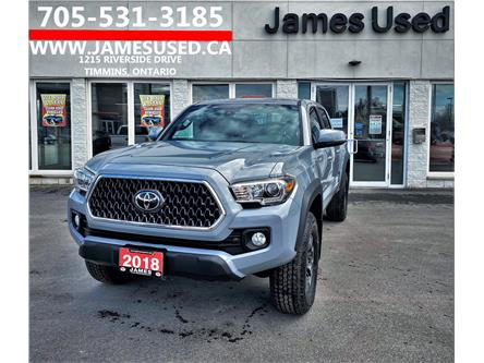 2018 Toyota Tacoma TRD Off Road (Stk: N21286A) in Timmins - Image 1 of 14