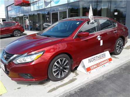 2018 Nissan Altima 2.5 SV (Stk: 10177) in Sudbury - Image 1 of 12