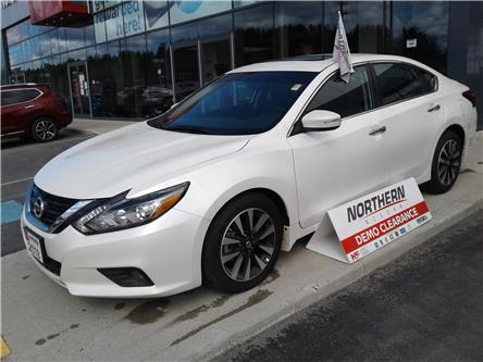 2018 Nissan Altima 2.5 SL Tech (Stk: 10380) in Sudbury - Image 1 of 11