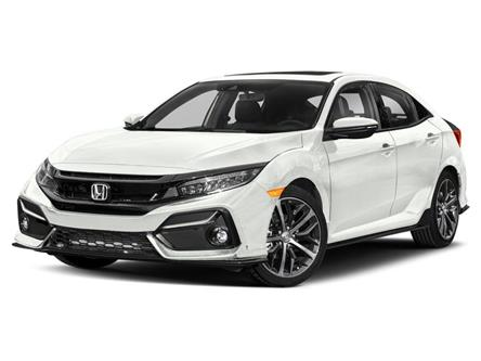 2021 Honda Civic Sport Touring (Stk: 210240) in Airdrie - Image 1 of 9
