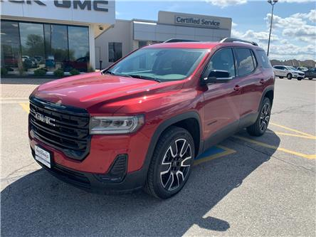 2021 GMC Acadia SLE (Stk: 48112) in Strathroy - Image 1 of 7