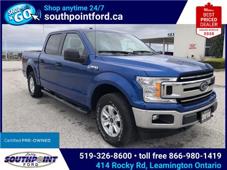 2018 Ford F-150 XLT (Stk: S6943A) in Leamington - Image 1 of 24