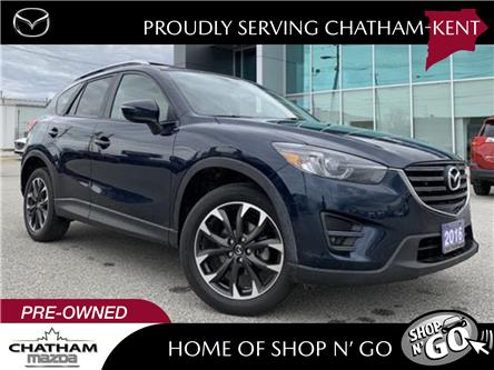 2016 Mazda CX-5 GT (Stk: UM2614) in Chatham - Image 1 of 23