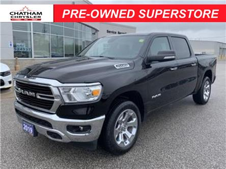 2019 RAM 1500 Big Horn (Stk: U04821) in Chatham - Image 1 of 27