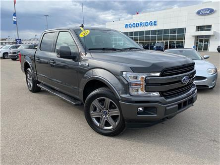2020 Ford F-150 Lariat (Stk: 30717) in Calgary - Image 1 of 21