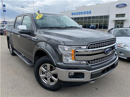 2018 Ford F-150 Lariat (Stk: M-505A) in Calgary - Image 1 of 20