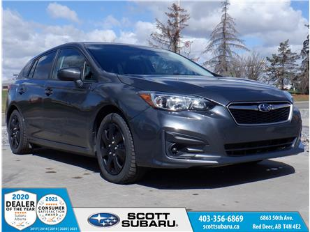 2018 Subaru Impreza Convenience (Stk: 03231U) in Red Deer - Image 1 of 17
