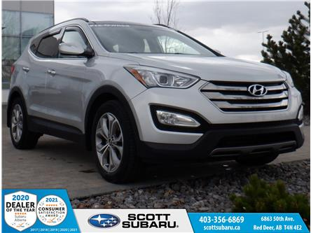 2015 Hyundai Santa Fe Sport 2.0T Limited (Stk: 78478U) in Red Deer - Image 1 of 47