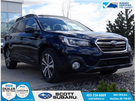 2018 Subaru Outback 3.6R Limited (Stk: SS0451) in Red Deer - Image 1 of 16