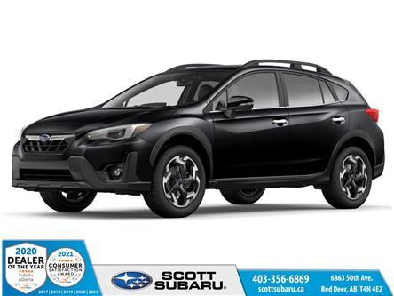 2021 Subaru Crosstrek Limited (Stk: 335479) in Red Deer - Image 1 of 10
