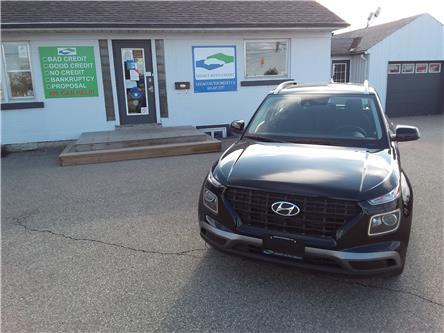 2020 Hyundai Venue Preferred (Stk: 21021) in Waterloo - Image 1 of 16