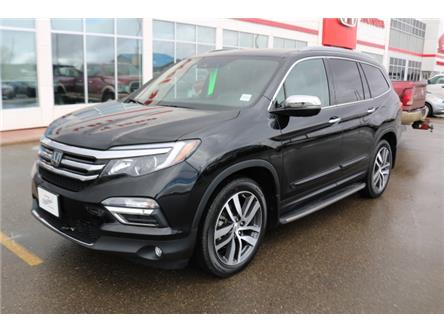 2018 Honda Pilot Touring (Stk: 21050A) in Fort St. John - Image 1 of 27