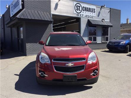 2013 Chevrolet Equinox 1LT (Stk: ) in Winnipeg - Image 1 of 16
