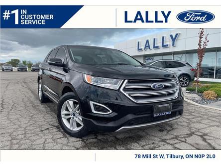 2018 Ford Edge SEL (Stk: 27384A) in Tilbury - Image 1 of 19