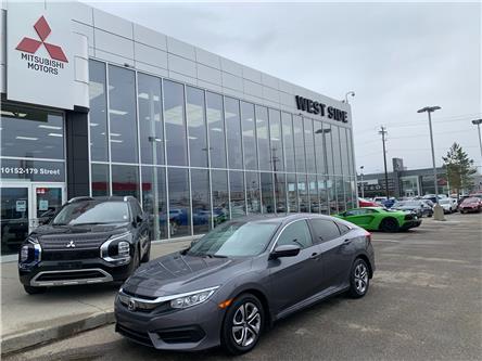 2018 Honda Civic LX (Stk: T22014A) in Edmonton - Image 1 of 22