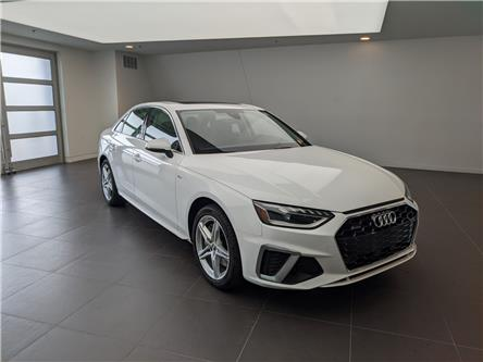 2021 Audi A4 45 Progressiv (Stk: 52193) in Oakville - Image 1 of 17