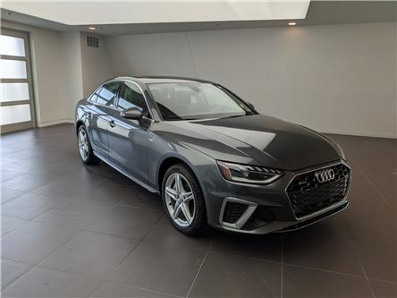 2021 Audi A4 45 Progressiv (Stk: 52356) in Oakville - Image 1 of 17