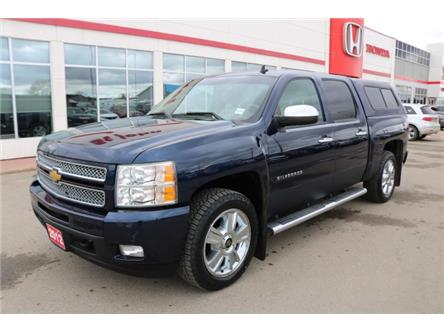 2012 Chevrolet Silverado 1500 LTZ (Stk: 21033A) in Fort St. John - Image 1 of 19