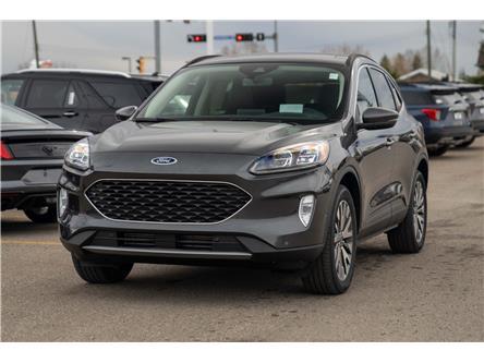 2020 Ford Escape Titanium (Stk: LK-313) in Okotoks - Image 1 of 7